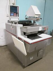 Hobart Uws H.d. Commercial Digital Meat/deli Wrapping Machine W/ Label Printer