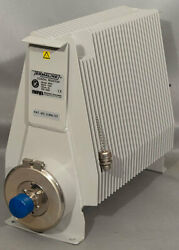 Bird 8860 1.5 Kw Oil-cooled Termaline Rf Coaxial Resistor Dummy Load W/qc-lc