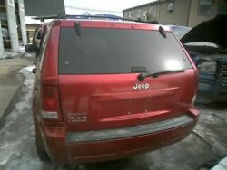 Trunk/Hatch/Tailgate Without Rear View Camera Fits 07-10 GRAND CHEROKEE 7957514