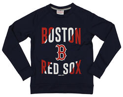 Outerstuff MLB YouthKids Boys Boston Red Sox Performance Fleece Sweatshirt $27.50