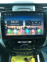 10.1 Android 8.1 1-din 16g Car Stereo Radio Hd Touch Screen Gps Wifi Bt Dab