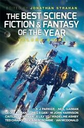 New The Best Science Fiction And Fantasy Of.. 9781781082164 By Strahan Jonathan