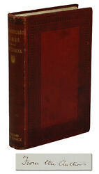 Pre-historic Times By John Lubbock Signed First Edition 1865 Archaeology 1st