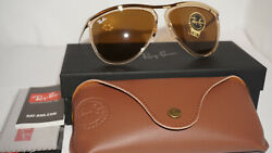 Sunglasses New Aviator Olympian Limited Edition Rb2219 W3390 59 13 140