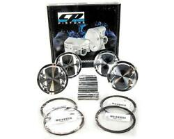 Cp Pistons + Ring Kit For Toyota 1jzgte 1jz 9.01 Compression 86.5 Bore Size