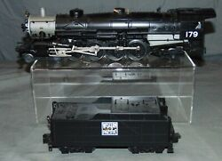 Lionel 28059 Western Pacific O Gauge Mountain Steam Engine And Tender