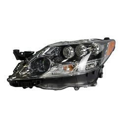 LX2502166OE New Driver Side Headlight Combination Assembly