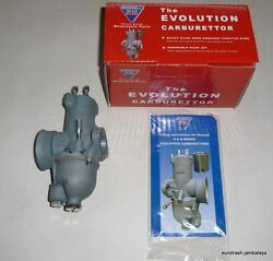 Wassell Evolution 930 Concentric Carburetor--jetted For Bsa B50 T Ss 500 And03971-and03972