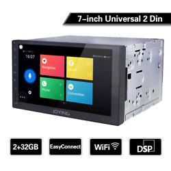 Android 8.1 Car Stereo Radio GPS Navigator 7 Inch Touch Display Head Unit 2+32GB