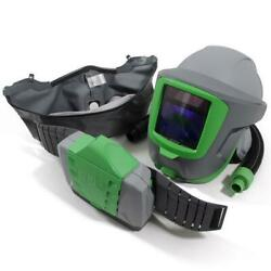 Welding Helmet PAPR Supplied Air Respirator - RPB Z-Link Plus Welder Protection