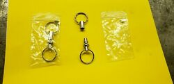 Key Chain Quick Release, 1 Rings, 3 Length, Box Of 1000 Chains