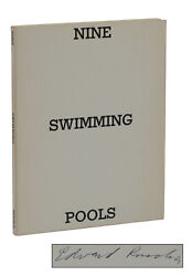 Nine Swimming Pools Signed By Edward Ruscha 2nd Edition 1976 Ed Los Angeles