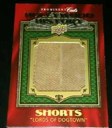 2009 Prominent Cuts Hollywood History Heath Leger Worn Shorts - Lords Of Dogtown
