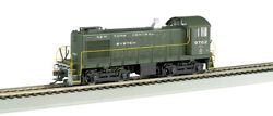 Bachmann Ho Scale 63217 Alco S4 Nyc Pandle Dcc And Sound New In Box