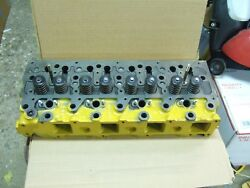 Yanmar Cylinder Head Assembly 4tn100 Bolt On Assembly From John Deere