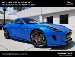 2017 Jaguar F-Type  2017 Used Certified 3L V6 24V Automatic RWD Coupe Premium