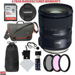 Tamron 24-70mm F/2.8 G2 Di Vc Usd Zoom Lens For Canon 6yr Limited Warranty