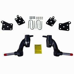 E Z Go Golf Cart Part 3 Jake's Spindle Lift Kit 2014-up Rxv Electric Usa Made