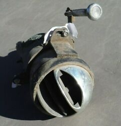 Used Original Gm Part 1968-1977 Corvette Driver's Side A/c Ball Assembly