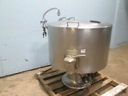 Vulcan Ksh-40 Heavy Duty Commercial Direct Steam 40gal Steam Jacketed Kettle