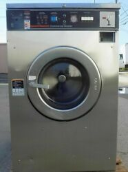 Speed Queen Front Load Washer Coin Op 25lb, 208-240v, Modelsc25md2ou40420 [ref]