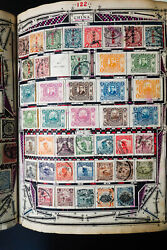 World One of A kind Great Grandfather Pre-1920 Stamp Collection 700+ Pages China
