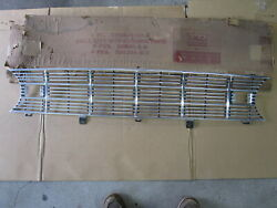Nos 1960 Ford Falcon And Ranchero Grille Fomoco C0db-8150-a Excellent Condition