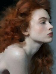 Portrait Paintings From Photos. Fine Art By Brian Tones
