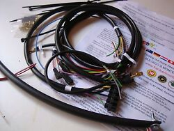 Montesa Enduro Wiring Harness Full Bike New Enduro 250 H6 Enduro 360 H6 H7
