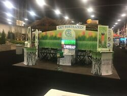 Trade Show Display Booth 3000 Wi/o Shipping Prefer Local Buyer Slc Ut