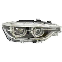 BM2503187 New Replacement Passenger Side LED Head Lamp Assembly