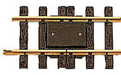 Lgb G Scale Track System - Single-rail Insulated Track Section - 5-7/8in 15cm