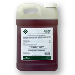 Triad Select Herbicide 2.5 Gallons Controls A Variety Of Broadleaf Weeds