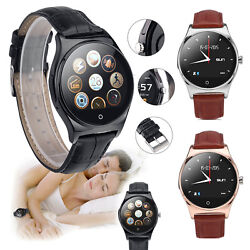 Bluetooth Smart Watch Heart Rate Monitor For Android IOS Samsung Galaxy S10 S9