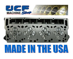 6.0l Ford Powerstroke Diesel O-ringed Heads 18mm Ucf Machine Shop