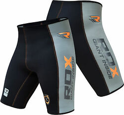 Rdx Kids Compression Shorts Thermal Base Layer Mma Training Mens Running Gym