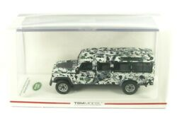 Land Rover Defender Cnn Armor Vehicle - Pizza Truck 1995 Camouflage 143