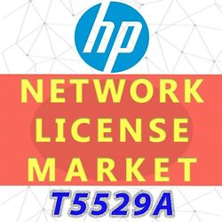 T5529a Hp B-series 48-80 Port San Switch Integrated Routing License E-delivery