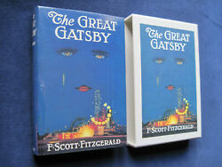 The Great Gatsby By F Scott Fitzgerald - Signed And Inscribed By Karen Black