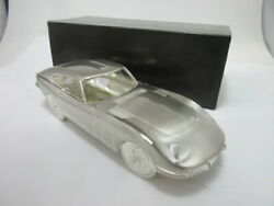 Toyota 2000gt Stainless Steel Cigar Case Made In Japan Super Rare Sale-8