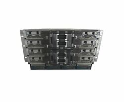 Cisco Ucs 5108 2x B460 M4 4x E7-4850 2.0ghz 10c 128gb 4x 900gb Sas 2x Vic 1240