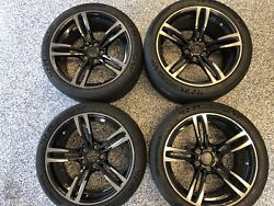 M3 F80 Wheels Oem 19 With Cup 2s