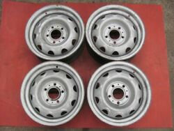 Original 1976 76 Scamp Duster Dart 14 Rally Wheels Rims Date Matched 3580458