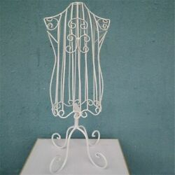 High Quality Metal Pet Dog Clothes Display Stand Attractive Small Mannequins