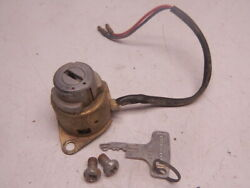 Ignition Switch T9546 66-68 Honda Ct90 Trail 90 K0 Ct 1966 1967 1968