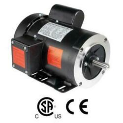 Nt12-36-56cb 1/2 Hp 3600 Rpm Worldwide Single Phase Motor C-face Removable Base