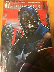 Mad Ultimates 3 Issue 5 Who Killed Scarlet Witch Robot Variant 1st Print Nm