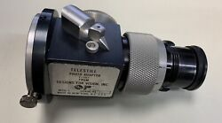 Telestill Photo Camera Video Adapter For Zeiss Opmi Surgical Microscope And Others