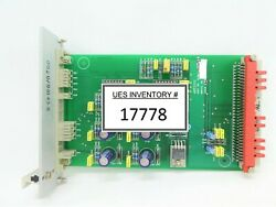 Amat Applied Materials 0100-90492 T.p.d.u. Monitor Pcb Card 0120-91729 Working