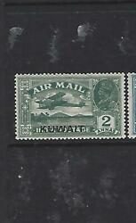 Kuwait Pp0705b On India Kgv  A/m Sg 31-4 Mog Added Scan Of Back Of Stamp